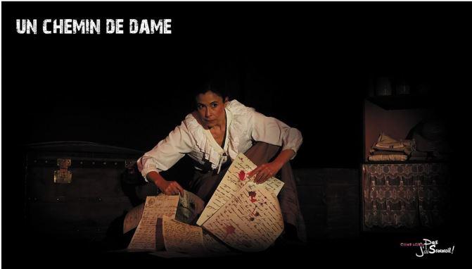 «Chemin de Dame» , théâtre pour les 3ème.