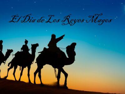 ¡ Escribimos la carta a los Reyes Magos !
