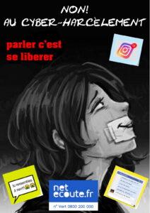 Tous contre le cyberharcèlement !