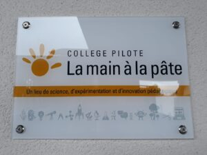 Read more about the article La main à la pâte